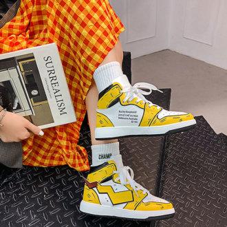 皮卡丘聯名鞋